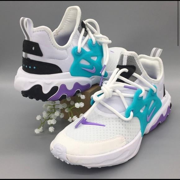 Nike Shoes | Nike React Presto Tennis Shoes | Poshmark